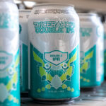 Tricerahops cans on the line