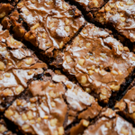 Vanilla Oatis Brownies