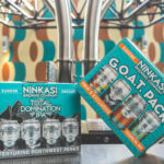 Ninkasi GOAT Pack and Mountain Pack