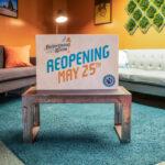 BLR-Reopening